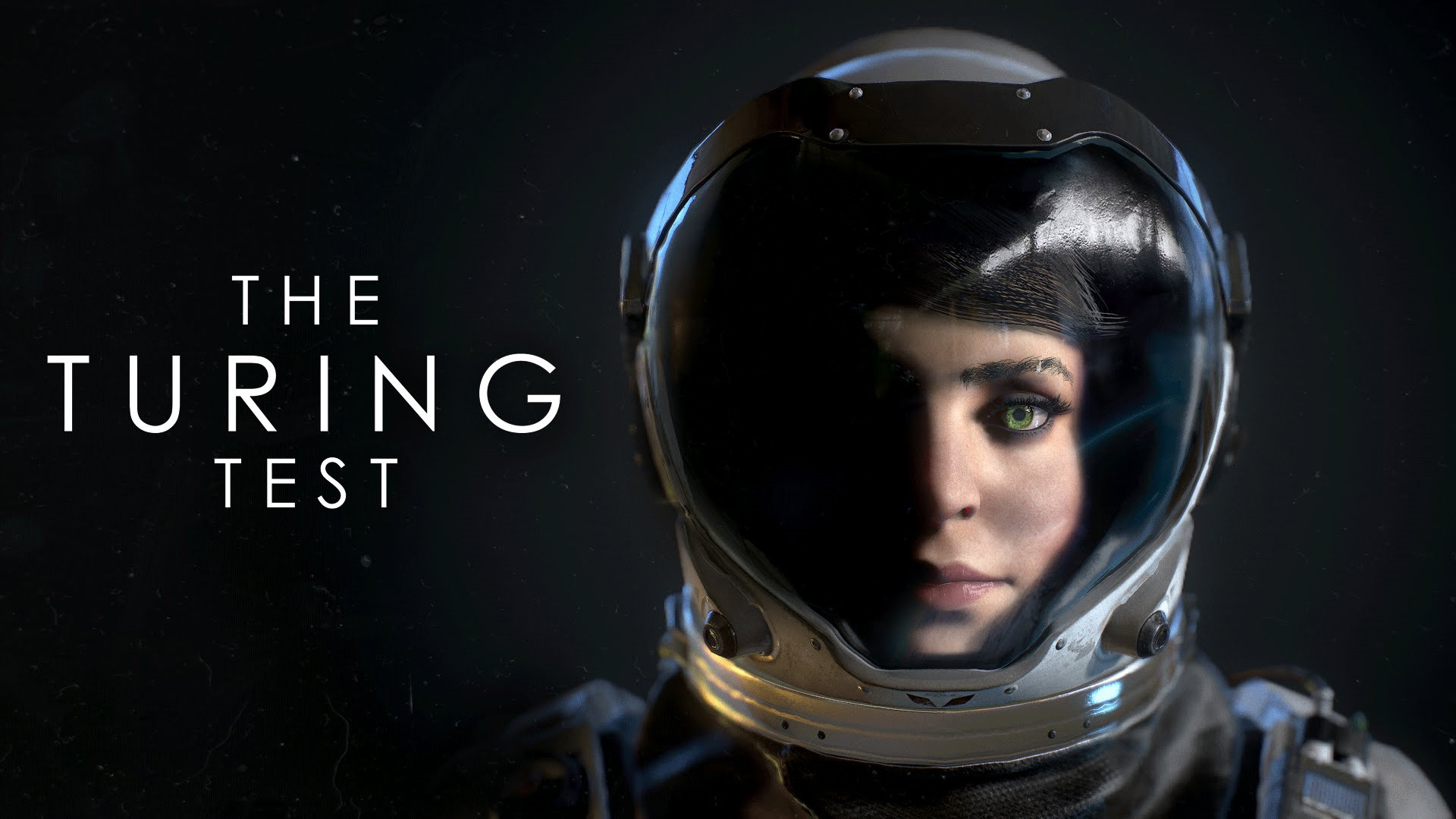 The Turing Test Wallpaper