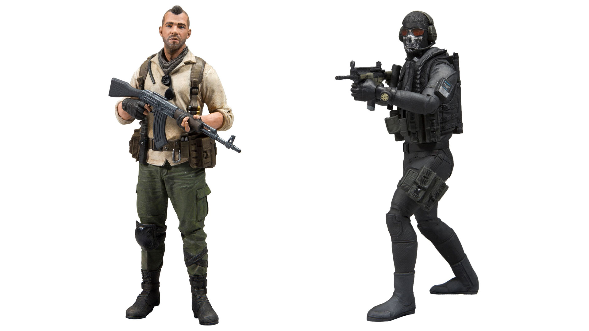 McFarlane Call of Duty Figures