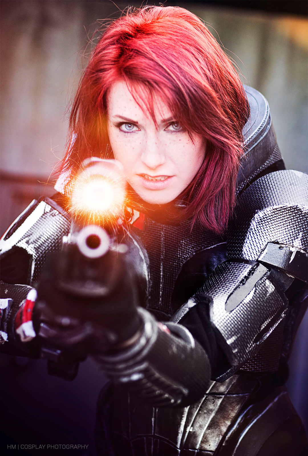 Mass Effect Best Femshep Cosplay