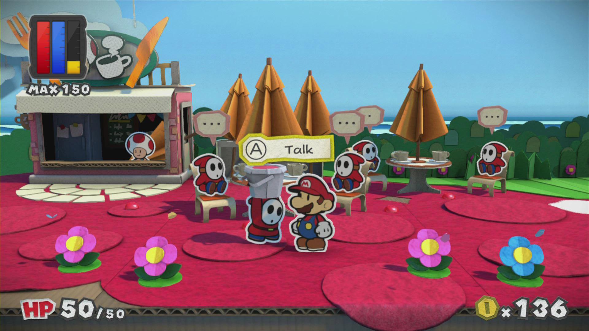 Paper Mario Color Splash Review Gamerheadquarters