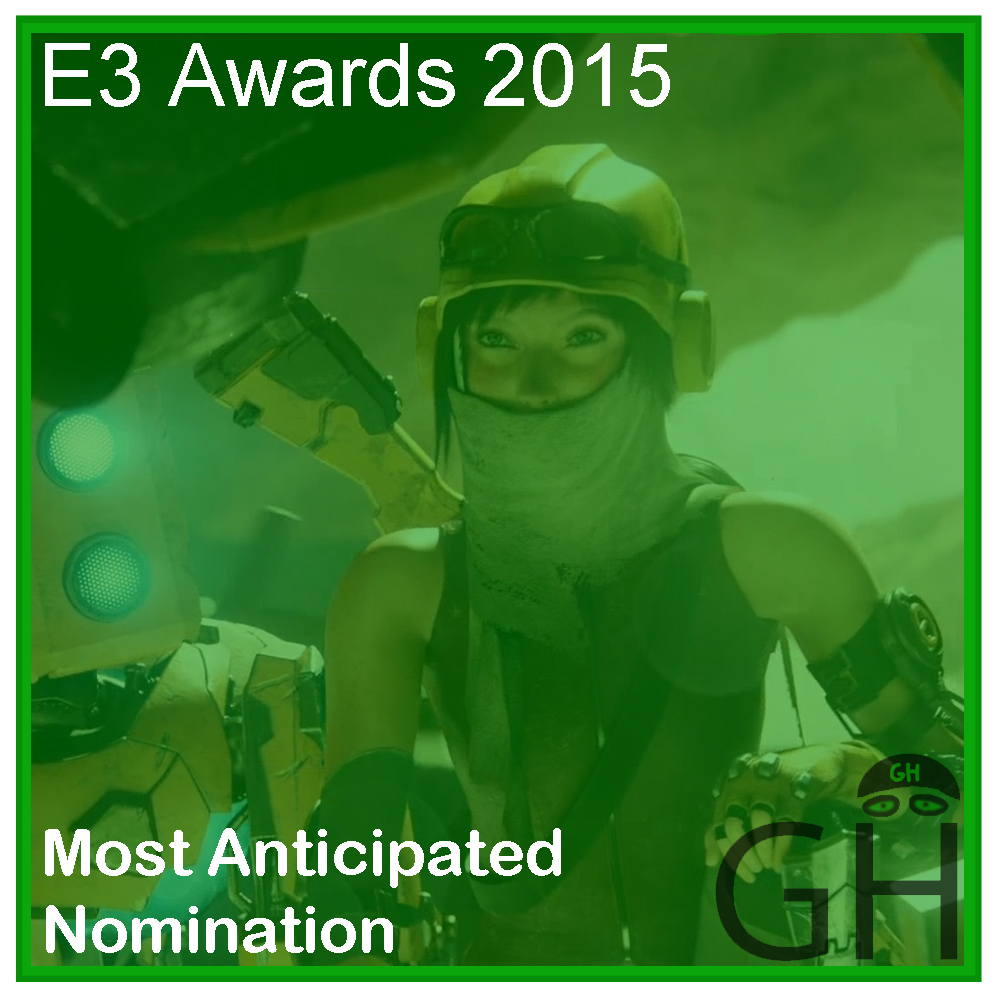 E3 Award Most Anticipated Game Nomination Recore
