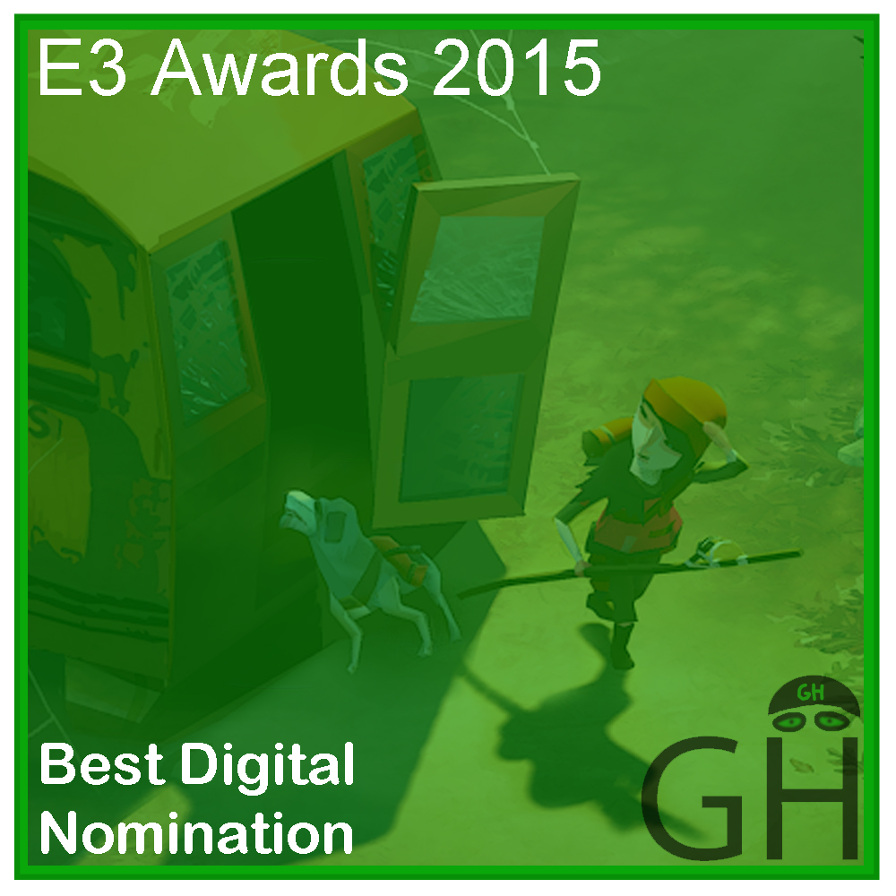 E3 Award Best Digital Game Nomination The Flame in the Flood