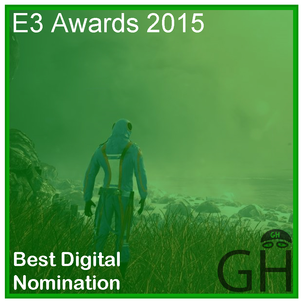 E3 Award Best Digital Game Nomination Solus Project