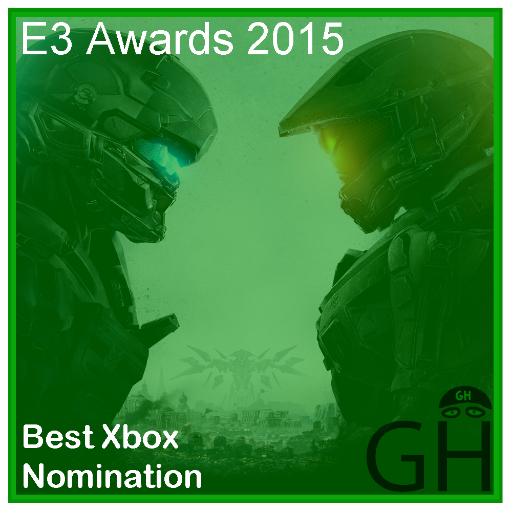 E3 Award Best Xbox Nomination Halo 5: Guardians