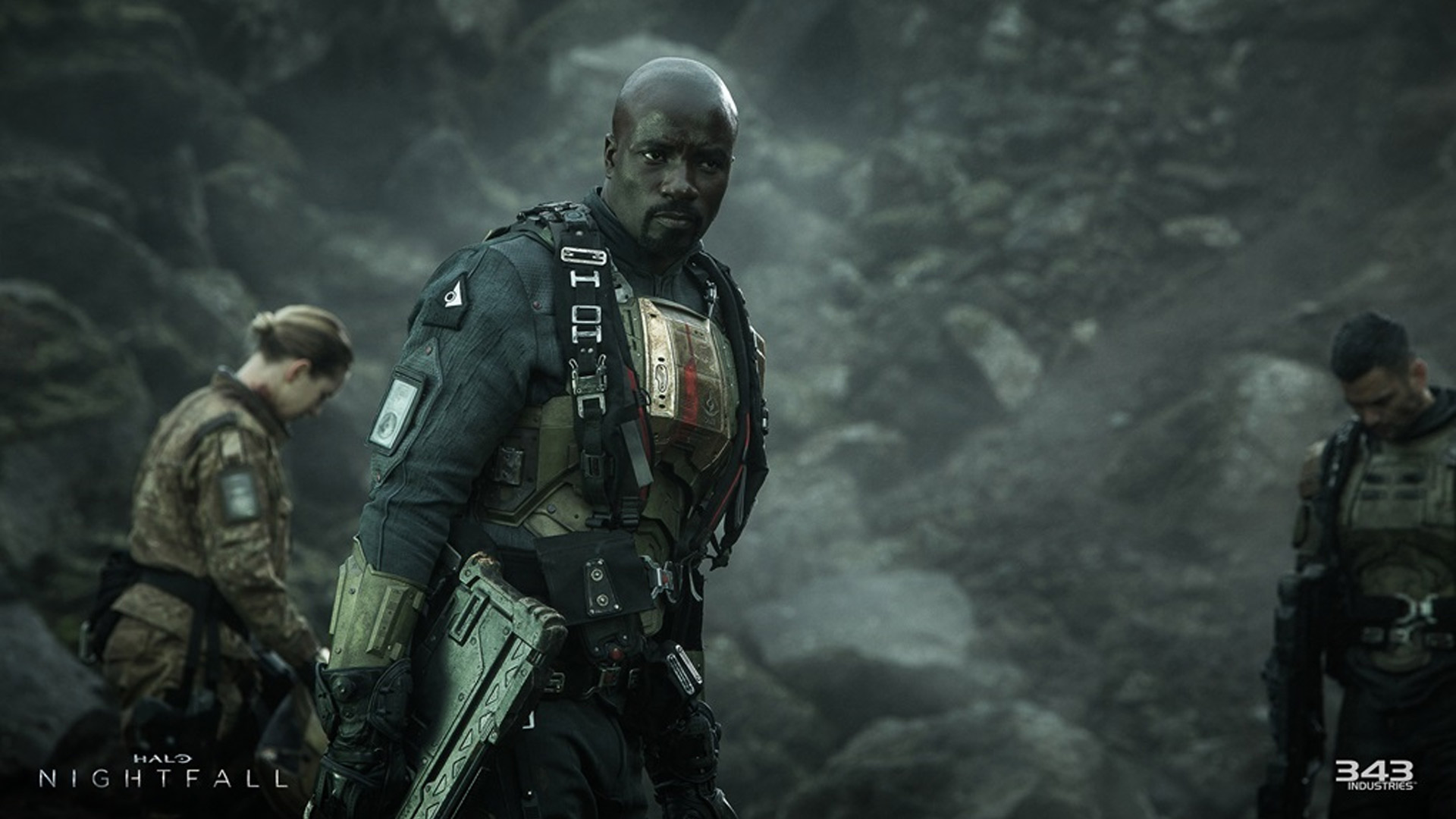 Halo Nightfall Screenshot Agent Locke